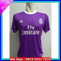 #Jersey Bola Jersey Grade Ori Real Madrid Away new 2016/2017 Official