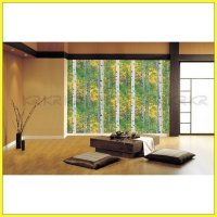 Hyundae Fixpix Wallpaper Sticker Dinding HWP 21253 Birch Trees