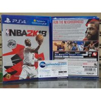 KASET GAME ORIGINAL PS4 NBA 2K18 REGULER REG 3
