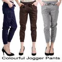 Best Seller Jogger Pants Wanita fit to L - XXL