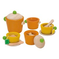 Plan Toys Tea Set - PT3604