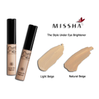 [MISSHA] The Style Perfect Concealer / The Style Under Eye Brightener