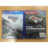 Game PS4 Need For Speed Rivals Region 3 English