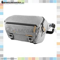 Peak Design Everyday Sling Bag - Tas Kamera Ash 10L Mirrorles & DSLR