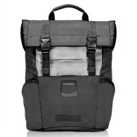Everki EKP161 ContemPRO Roll Top Laptop Backpack 15.6 Inch