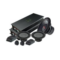 Dominations Paket Audio Mobil 3 Way System