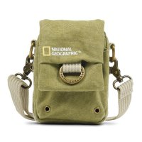 National Geographic NG 1153 Earth Explorer Medium Pouch