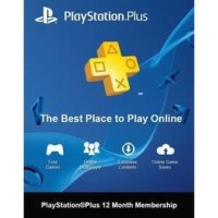 PS PLUS REG 3 Asia - 1 Tahun