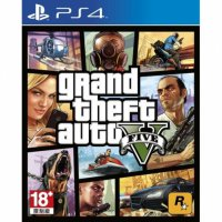 Grand Theft Auto V Game PS4 Reg 3