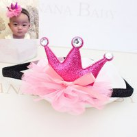 Bando Bayi Crown & Flower Plum Red BA66415