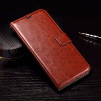 [Free SG] Elegant Retro Flip Leather Case Cover - Huawei Nexus 6P