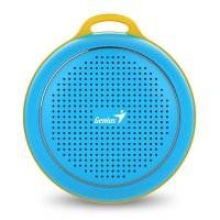 Genius SP-906BT Bluetooth Speaker - Blue
