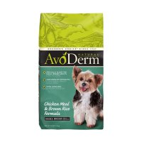 Avoderm Small Breed Chicken Meal and Brown Rice Formula Dog Food [1.5 kg]