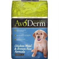Avoderm Chicken Meal and Brown Rice Formula Puppy Dog Food [2 kg]