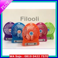 (Kipas Angin Listrik) KIPAS ANGIN MINI PORTABLE / MINI FAN USB