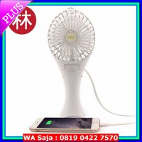 (Best Seller) Vivan Robot Power Bank RT-BF04 2000mAh Mermaid Portable Fan Kipas