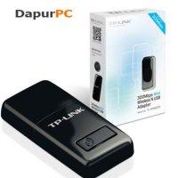 TP-LINK TL-WN823 - 300Mbps Wireless N Nano USB Adapter - NT