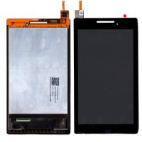 [globalbuy] top quality For Lenovo Tab 2 A7-10 LCD Screen Display Touch Panel Digitizer fr/3454175
