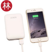 Vivan Power bank Robot RT7200 6600mAh 2 USB mini LED White