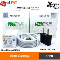 FAST CHARGING OPPO VOOC ORIGINAL 100% ( AK779 ) + Cable