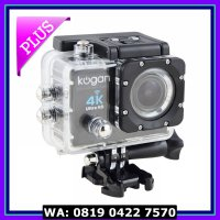 (Dijamin) Kogan Action Camera 4K UltraHD - 16MP - Putih - WIFI