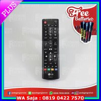 (Remote TV) Remot/Remote TV LG LCD-LED Original AKB74475418