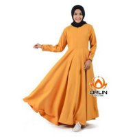 ORLIN GL-033 GAMIS POLOS BALOTELLI BUSUI SUPPORT LEBAR ROK 4 METER