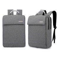 Tas Ransel Laptop Backpack Business Style Fit To 15 Inch IMPORT