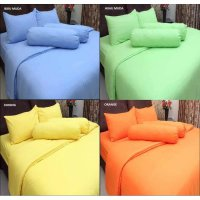 Sprei Polos Rosewell uk King/Queen [Harga Reseller]