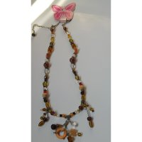 Brittany Sparks Kalung Ethnic Little India