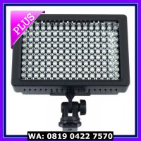 (Murah) 160 LED Video Light for Camera DV Camcorder Canon Nikon Sony