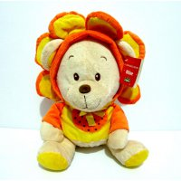 Boneka Teddy Bear Original Miine Dressed Bears Import Doll