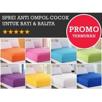 sprei waterproof, sprei anti air, sprei anti ompol size