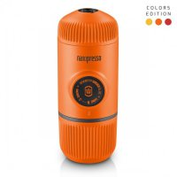 Original WACACO Nanopresso Portable Manual ORANGE PATROL - FREE POUCH