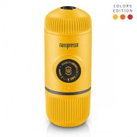 Original WACACO Nanopresso Portable Manual YELLOW PATROL - FREE POUCH