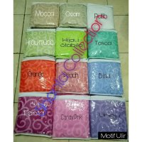 Sprei Waterproof Motif Uk 180