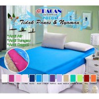 Sprei Anti Air Waterproof ukuran 120 x 200 x 20