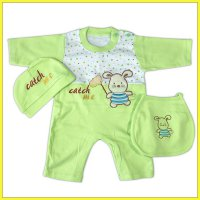 JUMPER PLUS ACCESSORIES CATCH ME C3C-BU-03 (NEWBORN) - ARDEN & LEON