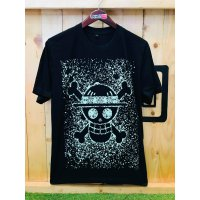 KAOS ONE PIECE GLOW NEW