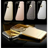 LUXURY ALUMINIUM BUMPER MIRROR IPHONE 5C