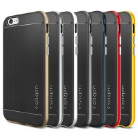 SGP Neo Hybrid Case for iPhone 6 Plus GOLD