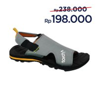 Sandal Umrah, Haji Traveling Arrafa Original Torch - Abu Orange