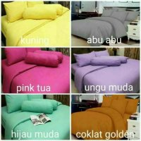 Sprei Polos Rosewell King Size 180x200x20cm