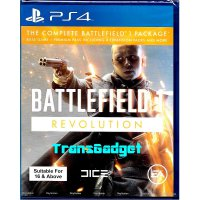 [Sony PS4] Battlefield 1 Revolution