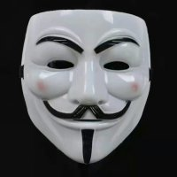 Topeng Anonymous V for vendetta