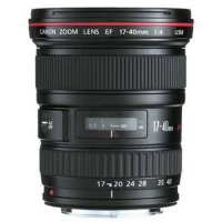 Canon EF 17-40mm F/4L IS USM