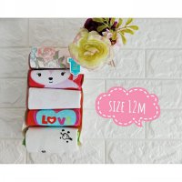 Jumper Pendek 5in1 CARTER GIRL
