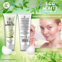SYB Egg White Peel Off Mask BPOM Original SJ0002