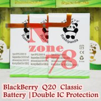 Baterai Blackberry Q20 Classic Double IC Protection