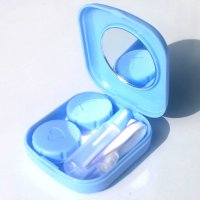 Tempat Softlens / Contact Lens Travel Pack Set
